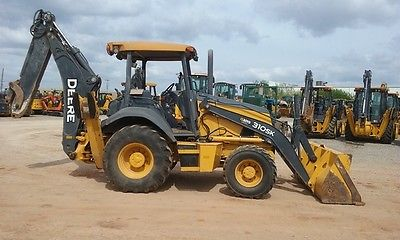2015 John Deere 310SK Backhoe Loaders