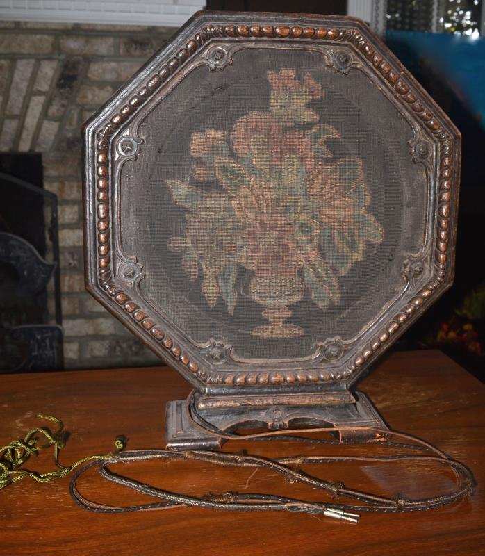 Antique RCA Radiola 103 Speaker Floral Motif Tested & Working 1200 Ohms