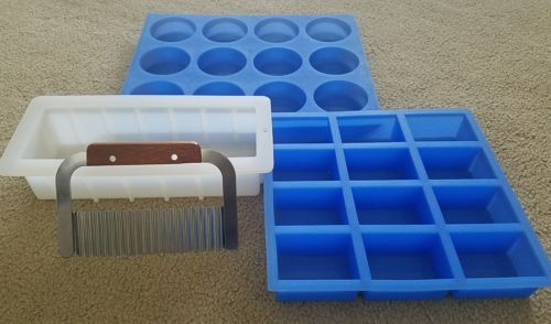 Soap mold lot