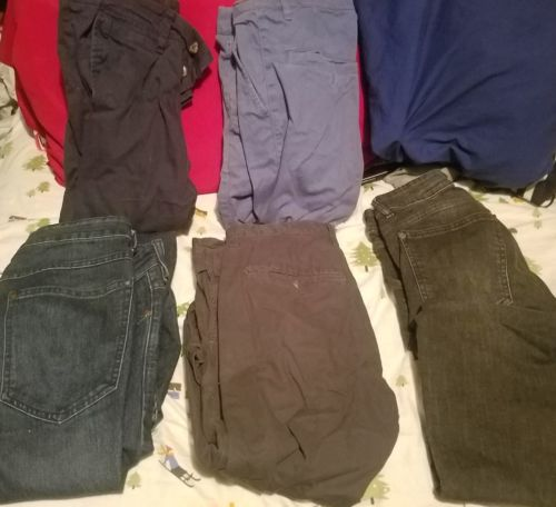 H&M Pants Lot, all size 28-30 MEN