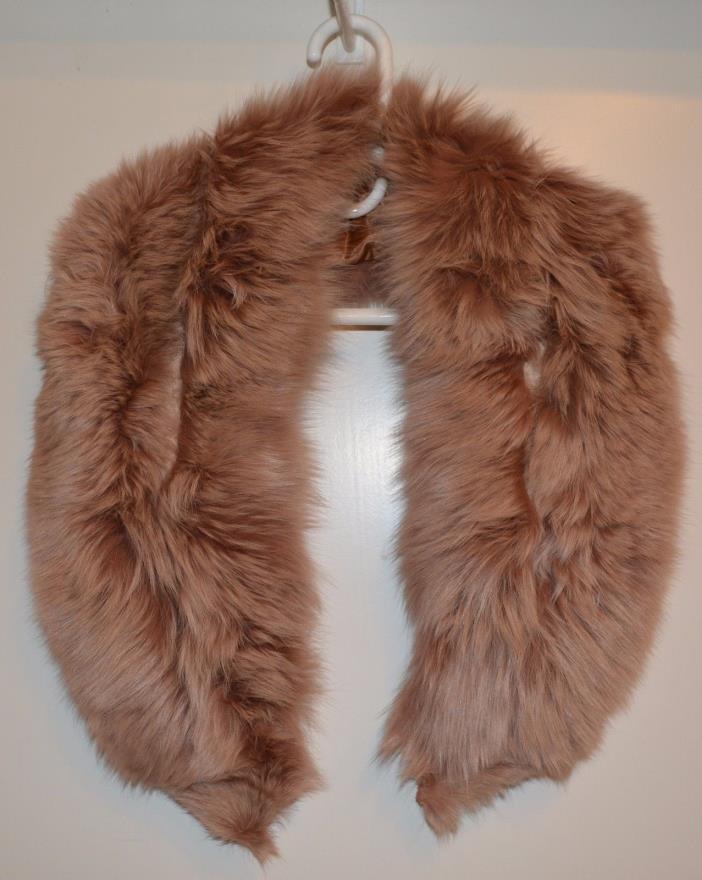 Vintage Fox Tail Collar
