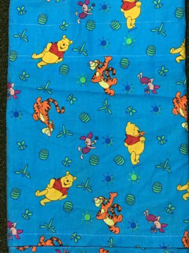 Winnie The Pooh Piglet Tigger Curtain Valance 88x16 Lot 2