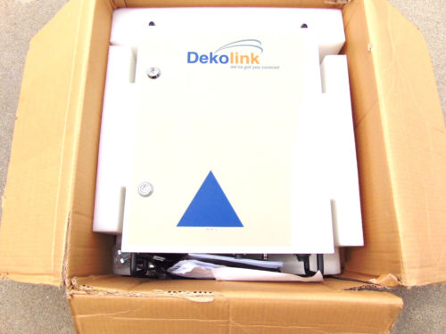 DekoLink iDEN Bi-Directional Wireless Amplifier Repeater #MW-CSR-SMR89-3180 New