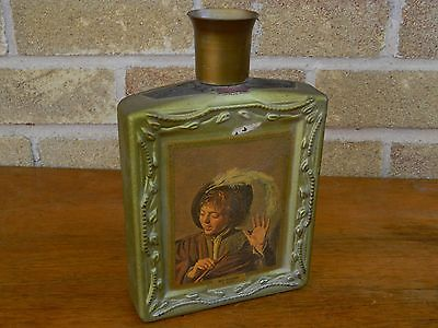 Antique Liquor Decanter Bottle Kentucky Straight Bourbon Whiskey