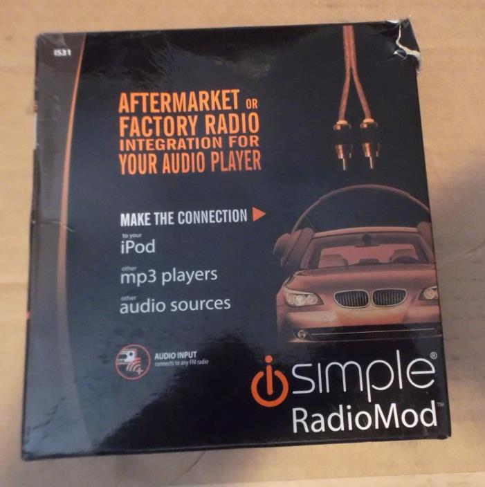 PAC-IS31 Aftermarket or Factory Radios RadioMod  - NO ON/OFF Switch