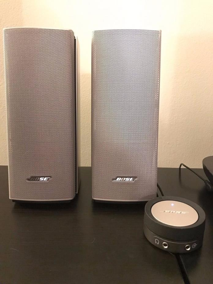 Bose Companion 20 Computer Speakers