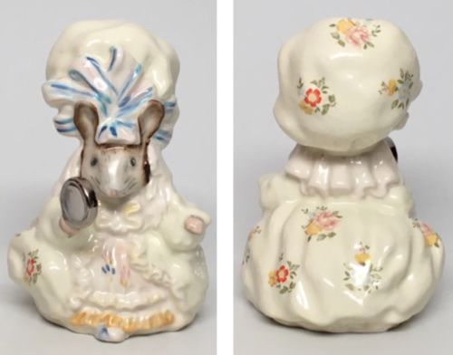 Flower Blooms- Beswick Beatrix Potter Figurine