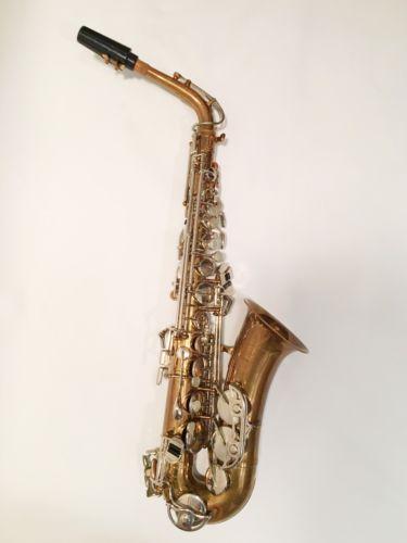Vintage Selmer Bundy Alto Saxophone ??