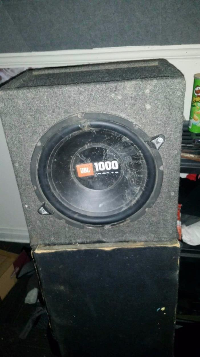 1000 watts subwoofer for sale classifieds. Black Bedroom Furniture Sets. Home Design Ideas