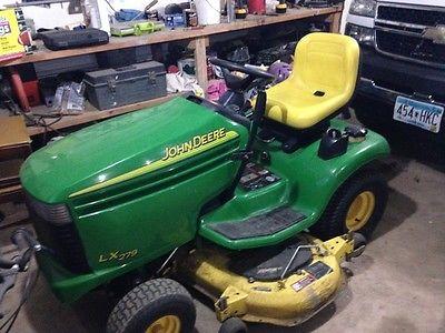 2003 John Deere LX279 Garden Tractors