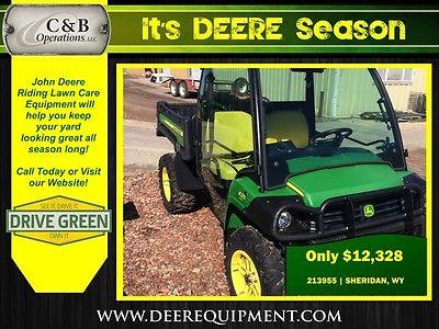 2014 John Deere XUV 825i ATV's & Gators