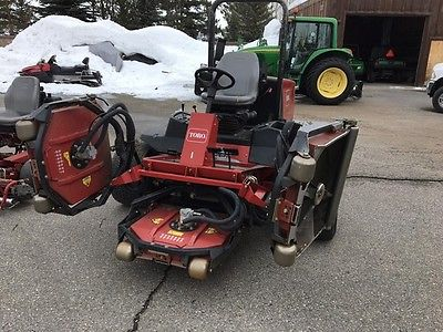 2006 Toro 4500D Reel Mowers
