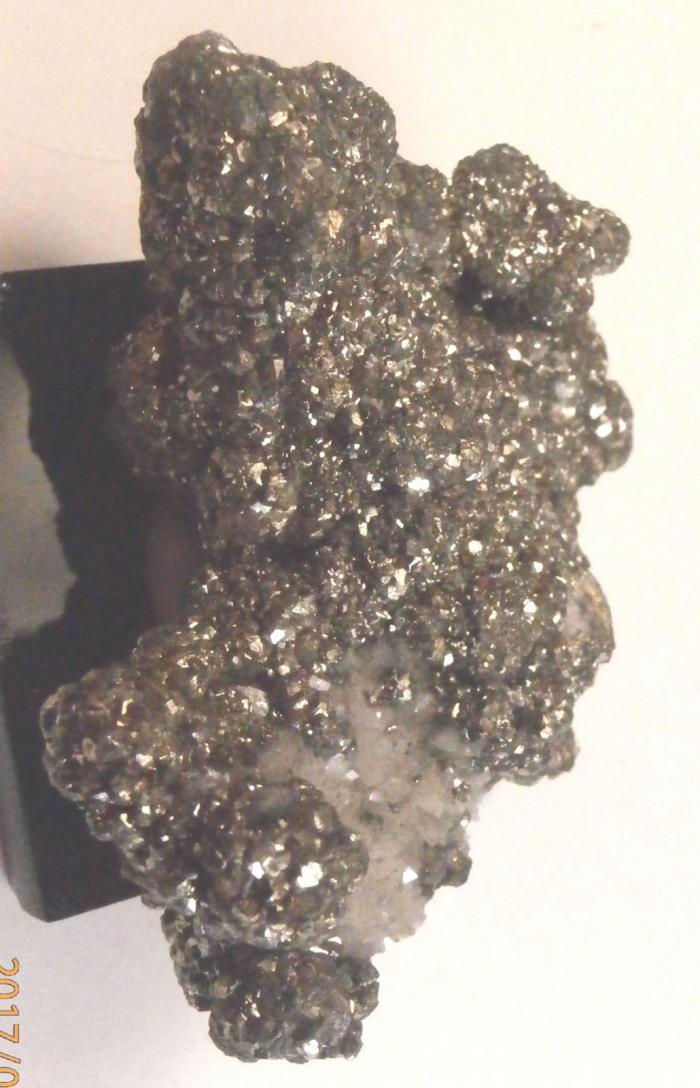 Siegenite  AA0085  Sweetwater Mine, Reynolds co., Missouri  display mineral