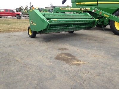 2000 John Deere 1600A Conditioner Mowers