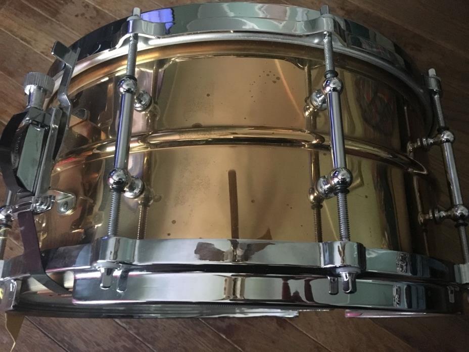 Ludwig Bronze Snare Drum