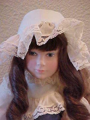 Effanbee Christina Doll by Jan Hagara 15