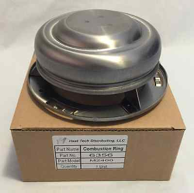 Monitor Heater Parts - Burner Ring - NEW - Parts #6356 - 2400, 441, 41, 40