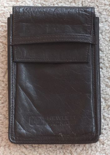 Hewlett-Packard HP Calculator Leather Case For Voyager Series