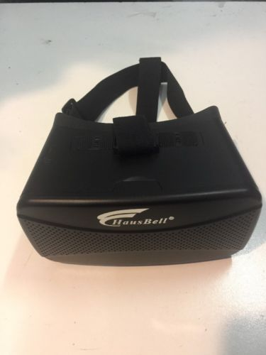 Hausbell Virtual Reality Headset 3D VR Glasses 3D Video Game Glasses VR