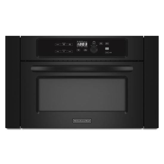 KBMS1454BBL KitchenAid 24'', 1000-Watt Built-In Microwave Architect Series II