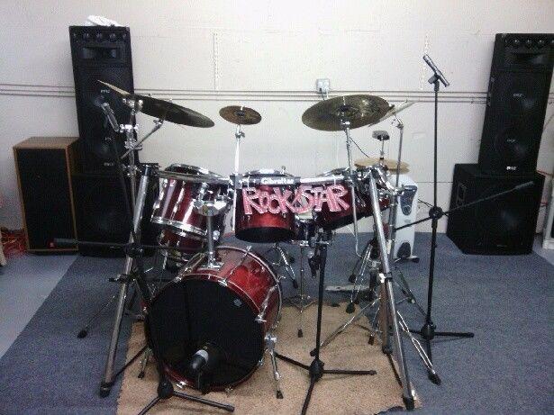 Premier 8pc Drum Kit