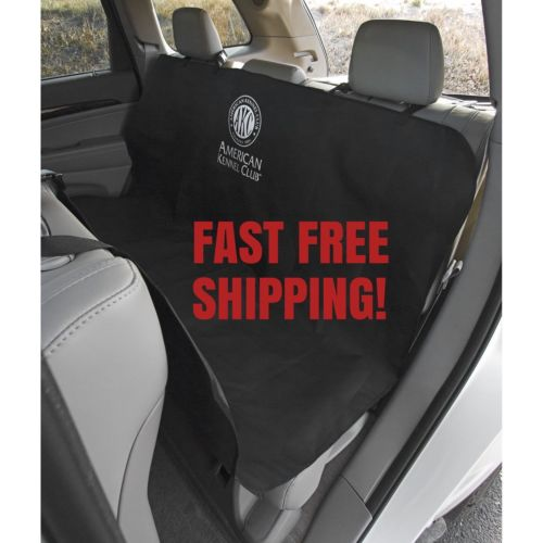 New Pet Dog Car Back Seat Cover Waterproof Travel Hammock Style Rear