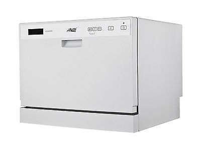 Portable Compact Midea Arctic King ADC3203DWW Countertop Dishwasher White