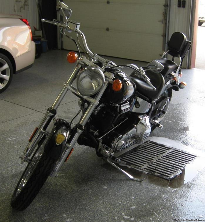 2001 Indian Scout Only 9,700 Miles
