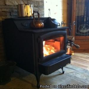 wood stove BUCK # 80 [reduced]