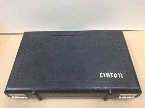 Old Clarinet in case-Elton