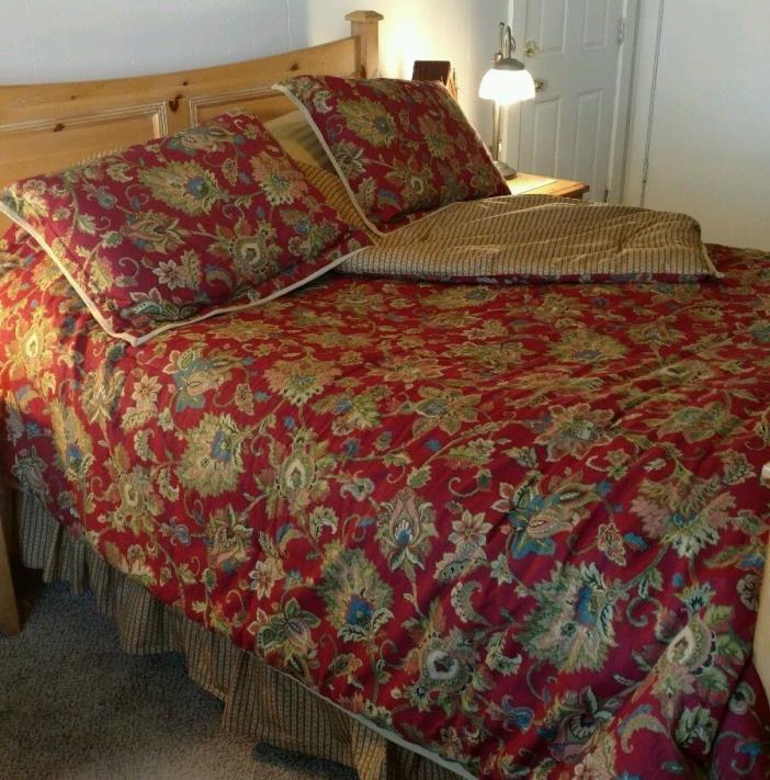 Ralph Lauren Queen Comforter Set For Sale Classifieds
