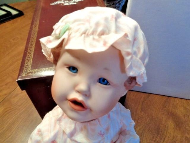 Emily, Yolanda Bello's Picture Perfect Babies Porcelain Doll