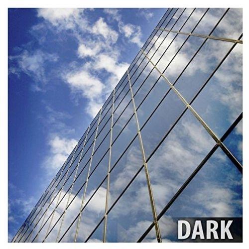 BDF RPRGY Window Film Premium One Way Mirror Privacy Silver/Gray (Very Dark) -