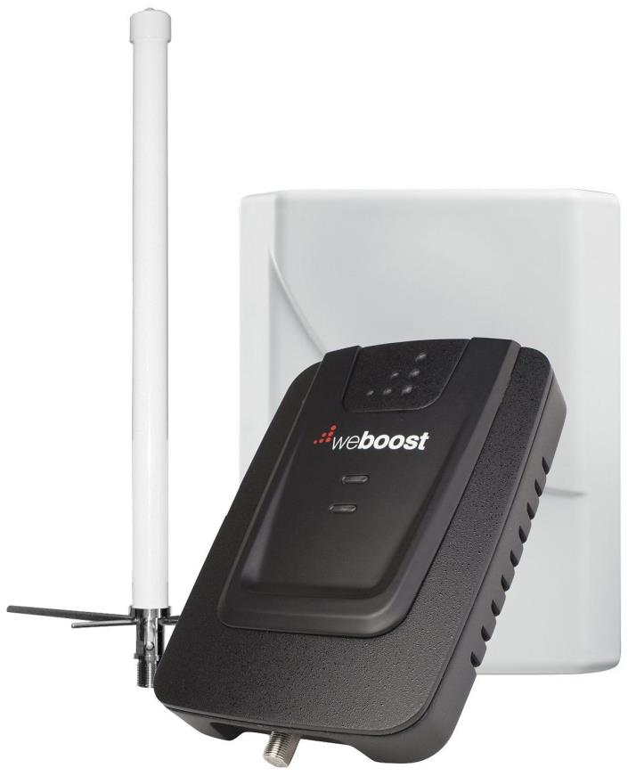Wilson weBoost Connect 3G Omni Cell Phone Signal Booster Kit - New! (471205)