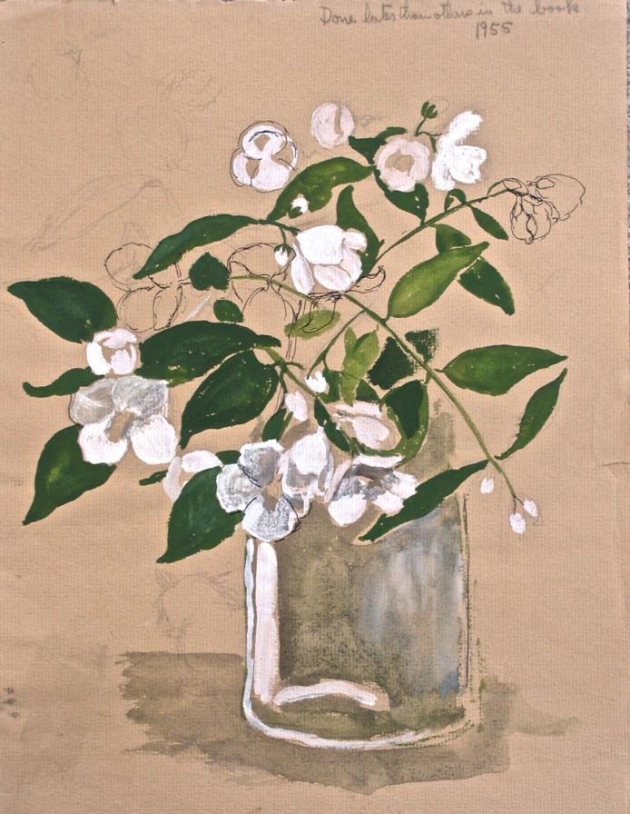 Dorothy Eaton Painting (XXIV) Floral