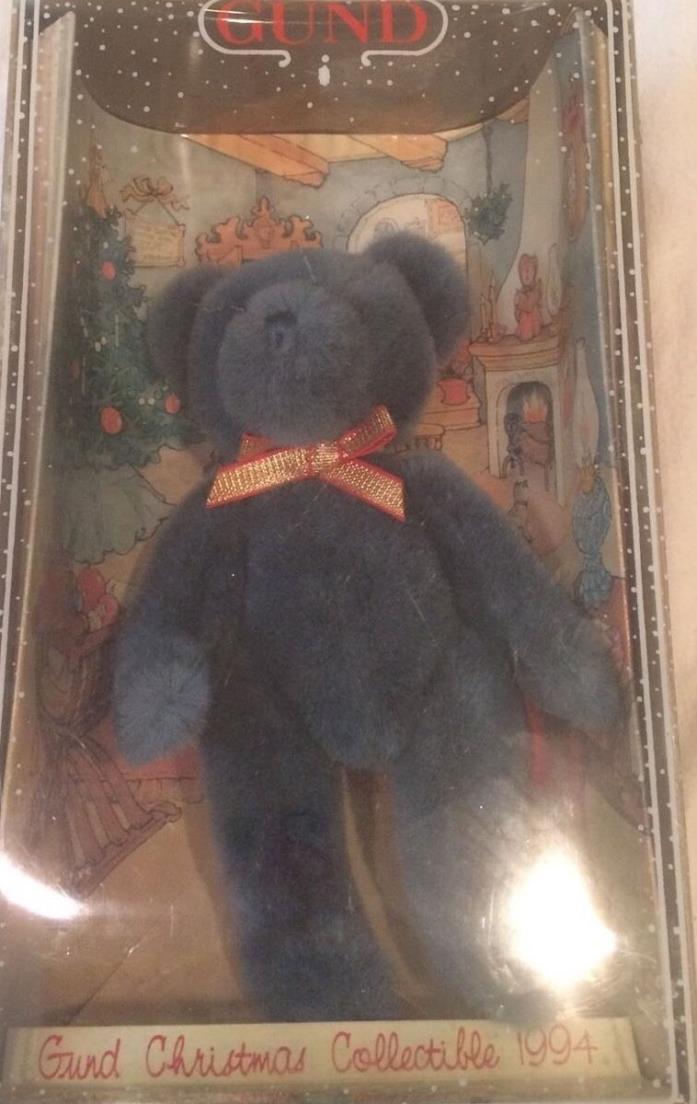 NEW Gund Christmas Teddy Bear