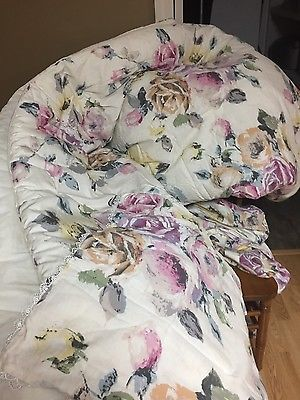 Lauren Comforter 2 pc twin Floral