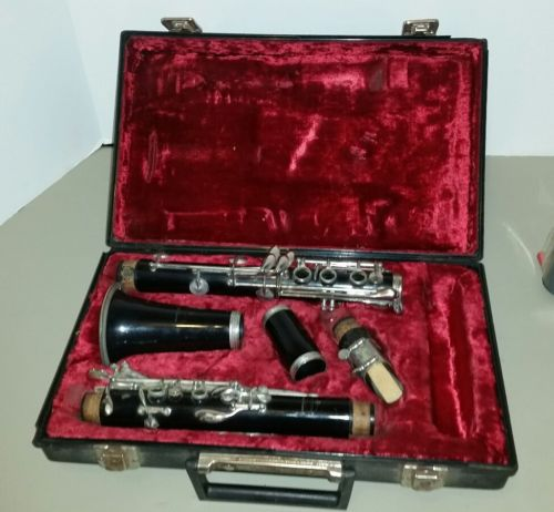 BUFFET CRAMPON EVETTE CLARINET Made in Germany