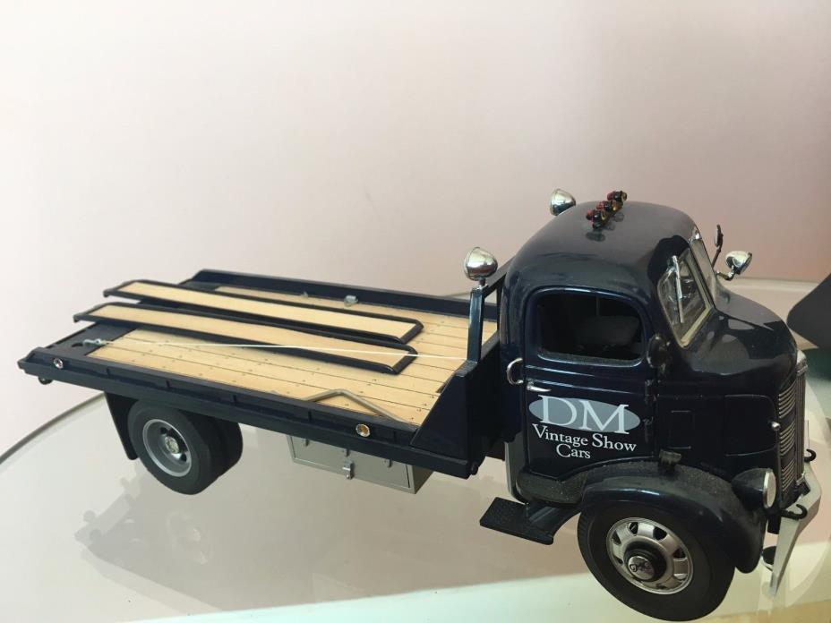 Danbury Mint 1938 GMC Car Carrier