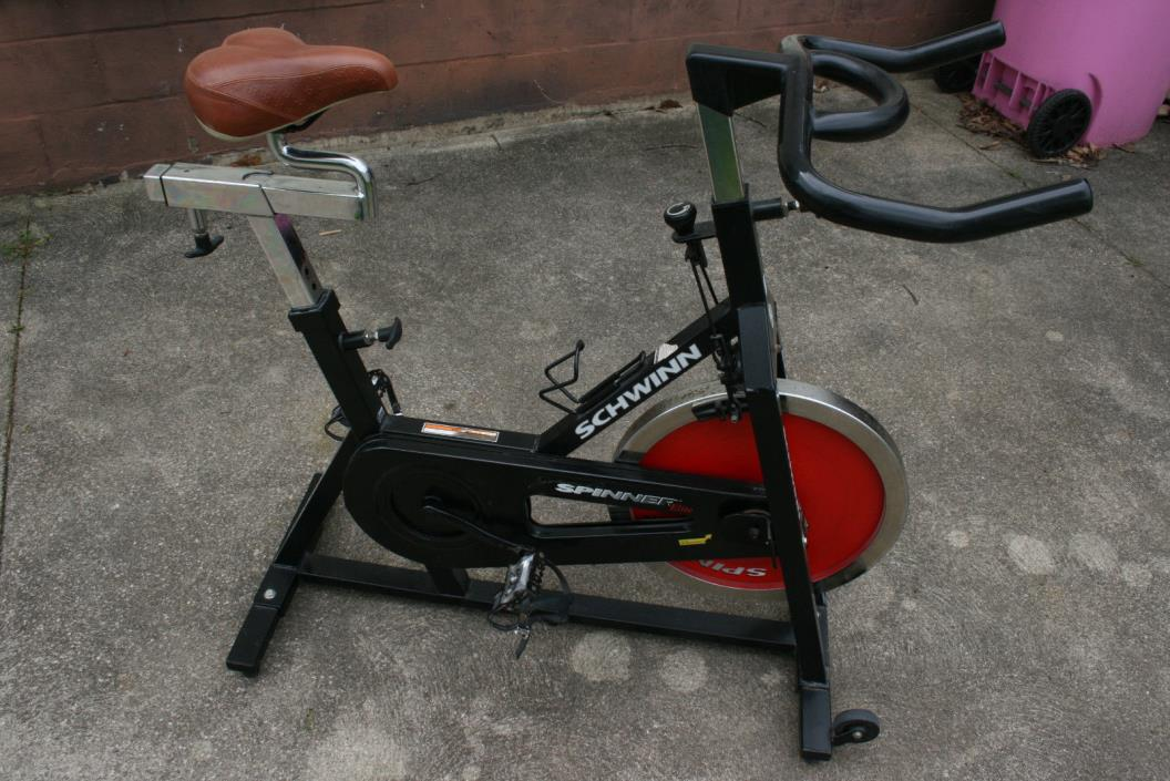Schwinn Spinner Elite Johnny G Spinning Spin Bike