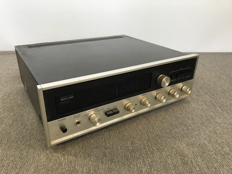 Vintage SANSUI 2000 AM/FM Stereo Receiver Amplifier Tuner | Tested & Working