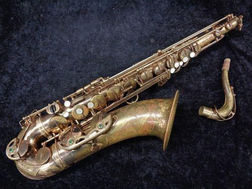 Vintage 60's Selmer Mark VI Tenor Sax Saxophone Original Lacquer Holy Grail MK 6