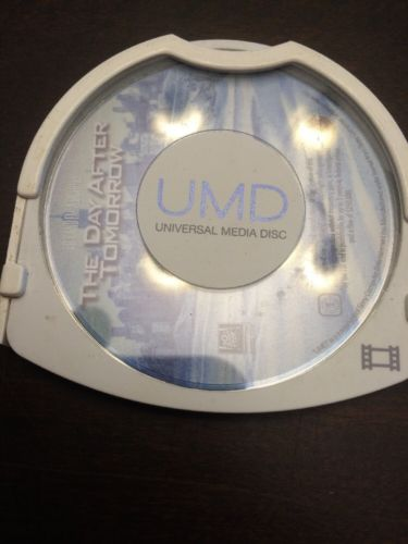 THE DAY AFTER TOMORROW UMD SONY PSP MOVIE LIKE NEW