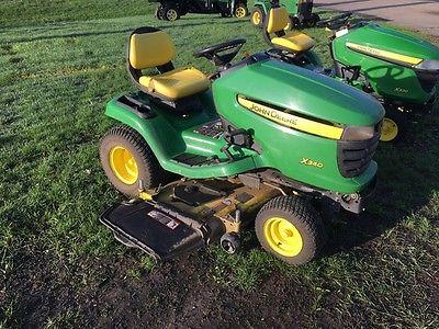 2006 John Deere X340 Garden Tractors