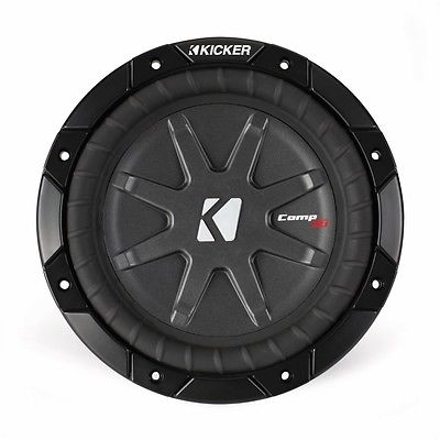 Kicker CompRT 8 Inch 2 Ohm Subwoofer 40CWRT82
