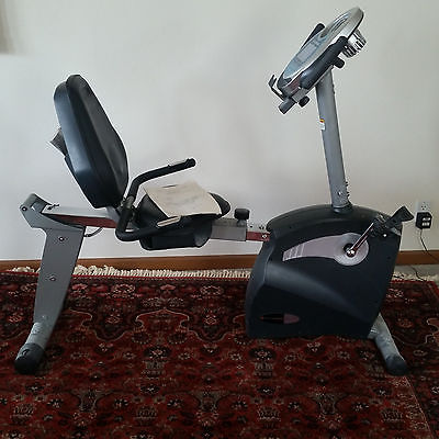 Schwinn 213 Recumbent Exercise Bike