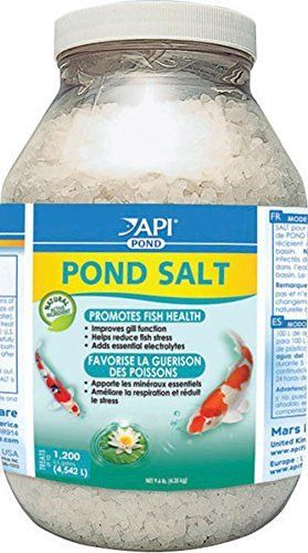 API Pondcare Pond Salt net weight 9.6 lbs