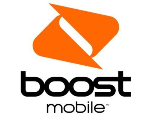 $55 Boost Mobile Refill Card