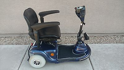 Liberty Tempo 3 Wheel Power Scooter Mobility Scooter Portable