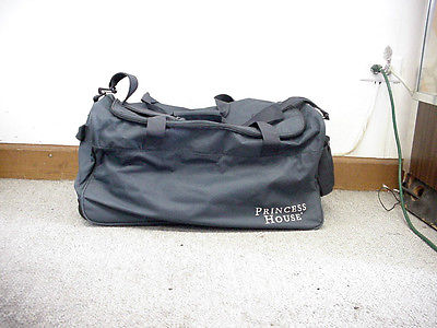 Princess House Duffle Bag with Wheels
